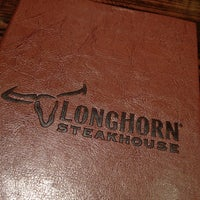 Photo taken at LongHorn Steakhouse by Cory F. on 2/11/2013