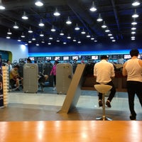 Photo taken at Fitness First by Kani カ. on 1/28/2013