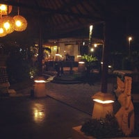 Photo taken at Kupu Kupu Barong Resort And Tree Spa by Pauline C. on 11/10/2012