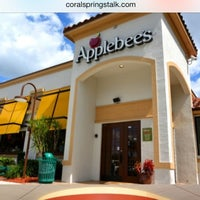 Photo taken at Applebee's by Coral Springs T. on 3/2/2014
