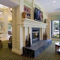 Photo taken at Hilton Garden Inn Beaufort by Brian L. on 12/7/2012