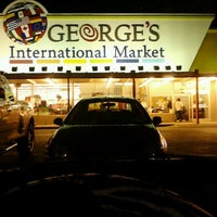 Photo taken at George's International Market by Tabitha B. on 12/20/2012