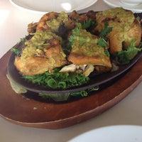 Photo taken at Amarin Thai Restaurant by Catherine H. on 6/30/2014