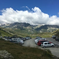Photo taken at Col de la Croix De Fer by Chet M. on 8/10/2016