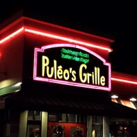 Photo taken at Puleo's Grille by Ray H. on 12/28/2013