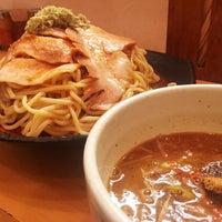 Photo taken at とろ肉つけ麺 魚とん by 1nOz1 on 4/18/2016