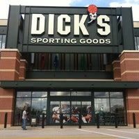 Photo taken at Dick's Sporting Goods by Jonathan D. on 10/7/2012