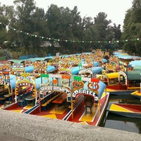 Photo taken at Xochimilco by Manolo M. on 4/27/2013