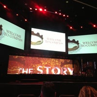 Photo taken at Compass Christian Church by Lizette P. on 2/24/2013