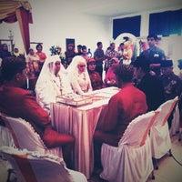 Photo taken at Balai Besar Pengembangan Budidaya Air Tawar (BBPBAT) by aruna _indrabk_ a. on 8/25/2013