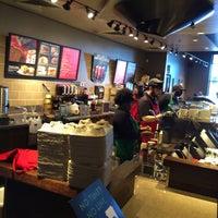 Photo taken at Starbucks by Dan D. on 11/21/2015