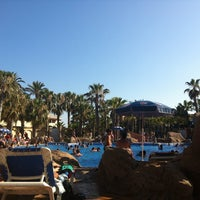 Photo taken at Playasol Spa Hotel 4* by Juan Enrique G. on 7/5/2013