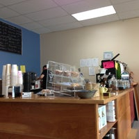 Photo taken at Bee Coffee Roasters by Tom B. on 4/20/2013