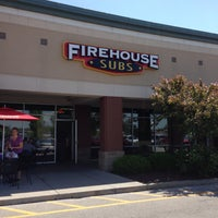 Photo taken at Firehouse Subs by Tom B. on 5/15/2013