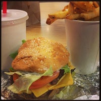Photo taken at Five Guys by Mr. K. on 12/1/2013