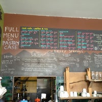 Photo taken at The Root Cafe by Aleksa P. on 3/23/2013
