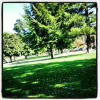 Photo taken at Walnut Park by John H. on 9/27/2012