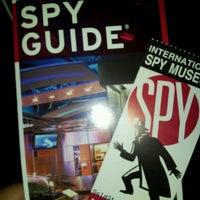 Photo taken at International Spy Museum by Ayanna J. on 2/16/2013