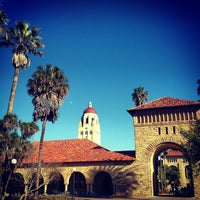 Photo taken at Stanford University by Juca on 2/20/2013