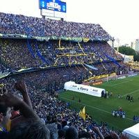 Foto tirada no(a) Estadio Alberto J. Armando (La Bombonera) por Mariano M. em 12/8/2012
