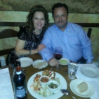 Photo taken at Trattoria Stefano by Mark B. on 3/23/2014