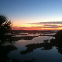 Photo taken at Dewees Island by Reggie F. on 1/7/2012