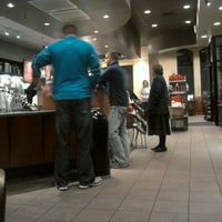 Photo taken at Starbucks by Tayfun W. on 11/17/2011