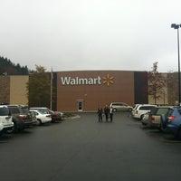 Photo taken at Walmart Supercenter by Gleb L. on 10/28/2012