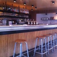 Photo taken at Bar du Matin by Jacky D. on 4/21/2013