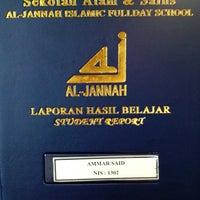 Photo taken at Al Jannah Islamic Fullday School by lia a. on 12/21/2012