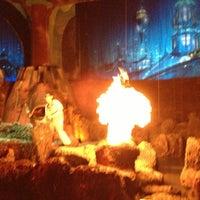 Photo taken at Poseidon's Fury by Chris M. on 1/12/2013