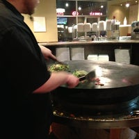Photo taken at Hot Iron Mongolian Grill by COA m. on 1/4/2013