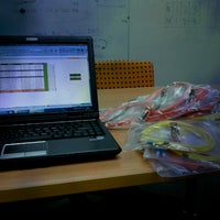 Photo taken at Idec, Beta UPM by Mohd Y. on 12/4/2013