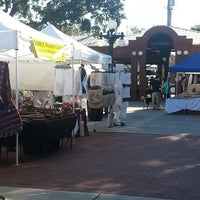 Photo taken at Ybor Saturday Market by Susan Hall R. on 10/5/2013