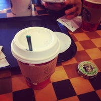 Photo taken at Starbucks by Minwoo K. on 1/2/2014