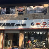 Photo taken at İkarus Motor by Onur D. on 10/3/2016