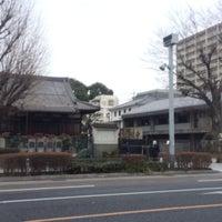 Photo taken at 円徳寺 by asami . on 2/9/2015