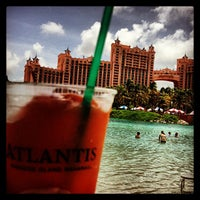 Photo taken at Atlantis Paradise Island Casino & Resort by John D. on 7/1/2013