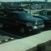 Photo taken at Jim Ellis Chevrolet by Rusty T. on 9/24/2012
