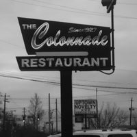 Photo taken at The Colonnade Restaurant by Rusty T. on 2/10/2013