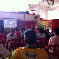 Photo taken at Rancho (Escola de Samba) by @LuísAleixoPSC (Twitter/Instagram). Engenheiro C. on 11/30/2014