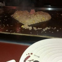 Photo taken at Miyako Japanese Steakhouse by Nakema G. on 6/15/2013