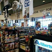 Photo taken at Albertsons by Kyle O. on 11/23/2016