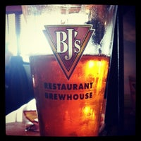 Photo taken at BJ's Restaurant and Brewhouse by Jamie R. on 4/22/2013