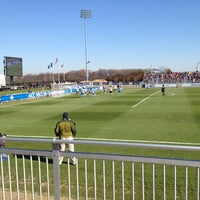 Photo taken at Maryland SoccerPlex by Chad B. on 11/11/2012