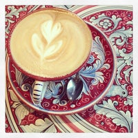 Photo taken at La Colombe Torrefaction by Heidi C. on 4/7/2013