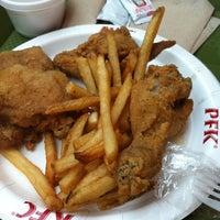 Photo taken at KFC by Steven L. on 4/26/2013