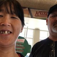Photo taken at Krispy Kreme Doughnuts by Evelyn P. on 9/5/2016