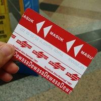 Photo taken at KTM Komuter KL Sentral (KA01) Station by Chelle C. on 3/16/2013