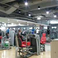 Photo taken at Fitness First by Aldrin V. on 7/5/2016